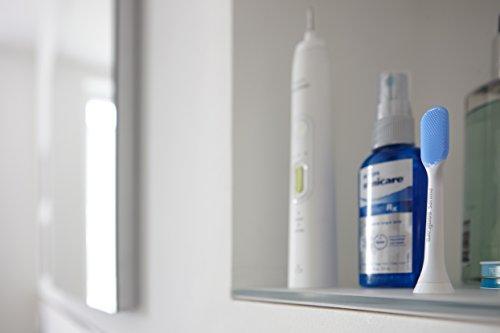 Philips Sonicare hx8071/17original Premium ton guecare Kit de démarrage nettoyage pour la langue, blanc 28