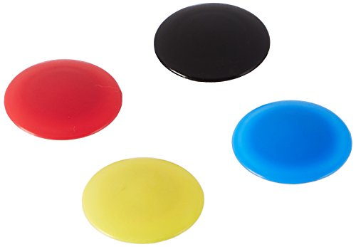Jako Ricambio Magnete della Lavagna Tattica, Multicolore, Taglia Unica