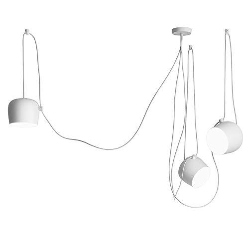 Moderno DIY Lampada a sospensione Creativo Altezza angolo regolabile Cavo 200CM Luce pendente Camera...