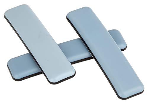 Feltrini 16pezzi Teflon autoadesivo 72X 19mm-5mm di spessore con rivestimento in PTFE...