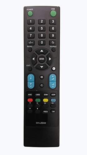 "LipiWorld® Universal Remote Control for 44"" Onida LED LCD TV (Black)"