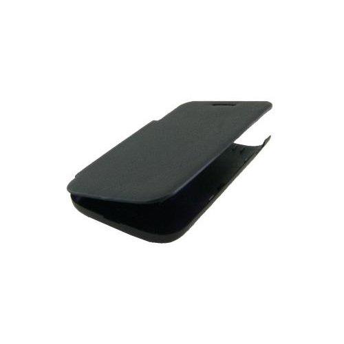 FLIP COVER PER SAMSUNG GT-S7580 GALAXY TREND PLUS BLACK