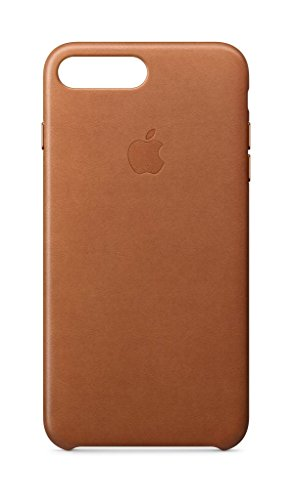Apple Coque en Cuir (pour iPhone8 Plus / iPhone 7 Plus) - Havane 4