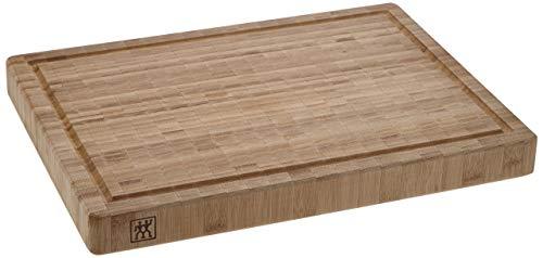 Zwilling 30772-400-0 Tagliere bambù Grande, 420x40x310 mm