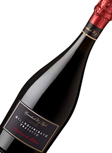 MILLENOVECENTOVENTOTTO Lambrusco Modena Doc - Cavicchioli - Vino rosso frizzante - Bottiglia 750 ml