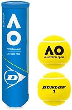 DUNLOP DTB Australian Open BIPACK (2X4)