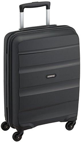 American Tourister Bon Air, Bagaglio a Mano Unisex, Nero (Black), 31.5 liters, S (55cm-31.5L)