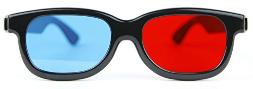 DOMO nHance CM230B Anaglyph Passive Cyan and Magenta 3D Video Glasses