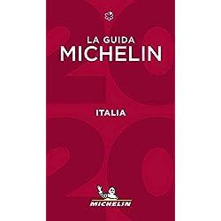 ITALIA (60003) GUIDE MICHELIN GIDS - 2020 - HOTEL / REST .