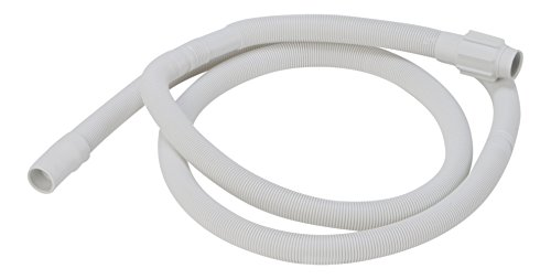 DREHFLEX - tubo flessibile di drenaggio per lavastoviglie di Bauknecht / Whirlpool / Ignis / Ikea...