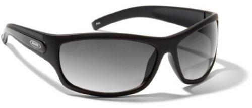ALPINA Sonnenbrille A 60 Outdoorsport-brille, Black, One Size