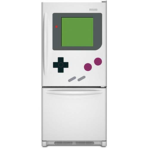 CoolerBoy - Lavagna magnetica da frigorifero per giochi retrò, amanti e geek!