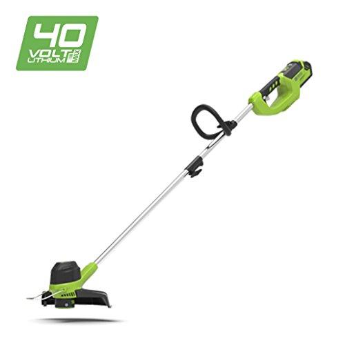 Greenworks Tagliabordi a batteria 30cm 40V al Litio (senza batteria e caricabatterie) - 2101507