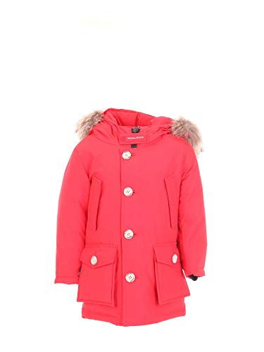 Woolrich WKCPS2123 Giubbotto Bambino Rosso 24M