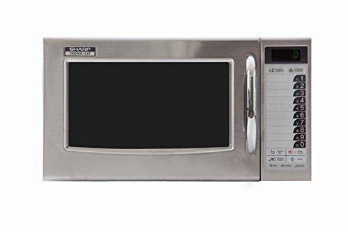 Sharp R-15AT, 230 V, 50 Hz, 351 x 372 x 211 mm, 18000 g – Microondas