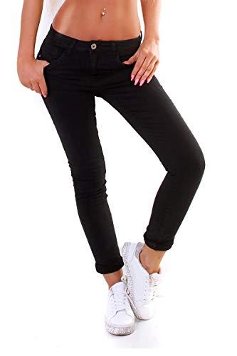 OSAB-Fashion 4376 Jewelly by Lexxury Damen Jeans Slimfit Hose...