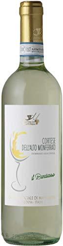 Cantina di Mantovana Cortese dell' Alto Monferrato'Il Bandiasso' DOCG 0,75 lt.