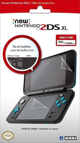 Hori Pellicola Protettiva Schermo per New 2DS XL - Ufficiale Nintendo