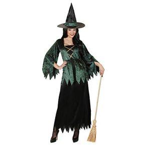 WIDMANN 89551 - Disfraz de bruja para mujer (talla S)