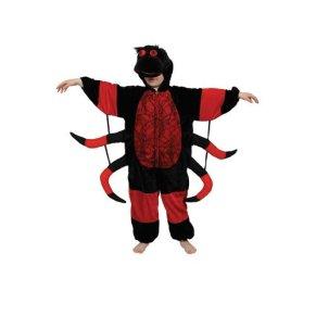 Wicked Wicked Spider Niños Insectos Animal Fancy Dress Disfraz Niño Niños Niñas