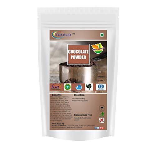 neotea Dark Chocolate Powder, 500 g