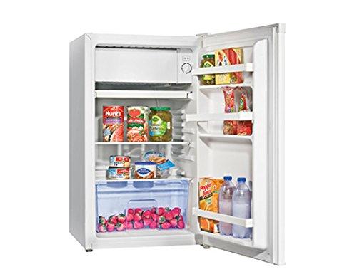 Hisense RR120D4BW1 Freestanding 91L A+ White combi-fridge - Combi-Fridges (Freestanding, White,...