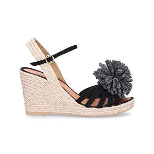 CASTELLER Luxury Fashion Donna 604BLACK Nero Zeppe | Primavera Estate 19