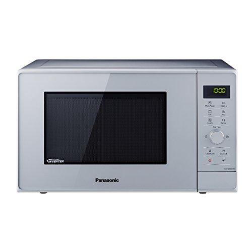 Panasonic nn-gd36hmsug Horno a microondas Combin ATO con grill y cocción a vapor Silver
