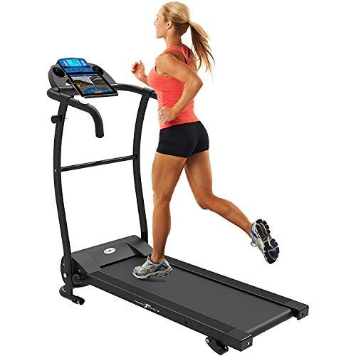 Bluetooth Nero PRO Treadmill Macchina Tapis Roulant Pieghevole motorizzata elettrica