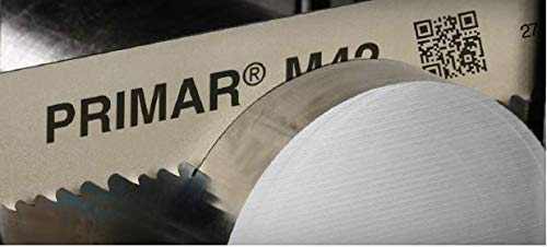 WIKUS Bimetal Band Saw Blades Primar M 42, 3000x27x0.9, 5/8 Tpi