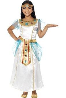 Diosa Disfraz Para Niños egipcio Cleopatra Disfraz Egipto reina Cleopatra vestido de joyas antigüedad ägypterin Faraón Disfraz pharaonin Diosa Disfraz Disfraz Faraón Niños Chica Disfraces Fasching