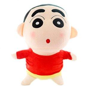 Naughty Crayon Shin Chan Stuffed Plush, Doll Anime Japonés Shin-Chan Figura De Acción para El Mejor Regalo35Cm
