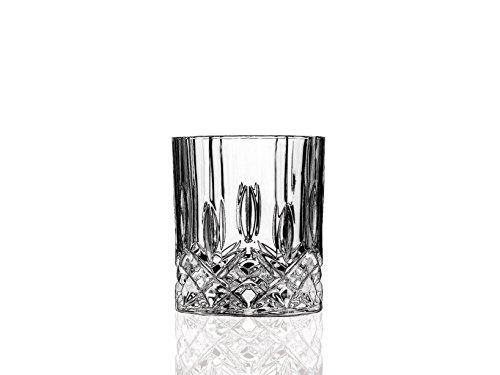 RCR Opera - Bicchieri d'Acqua In Vetro, Transparente, 300 ml, Confezione da 6 pezzi