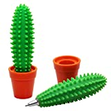 Bolígrafos con Diseños de Cactus