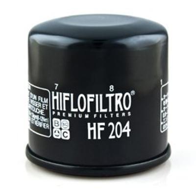 Aceite moto Hiflofiltro 18768 Filtro Aceite Moto Hf204