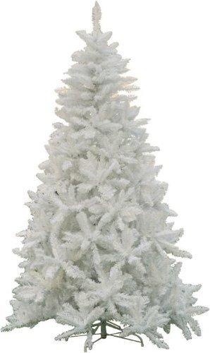Albero di Natale mod. Sherwood Altezza 180 cm colore Bianco