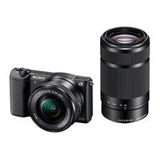 "Sony ILCE-5100 - Cámara EVIL de 24.7 Mp (pantalla 3"", estabilizador óptico, vídeo Full HD), color negro"