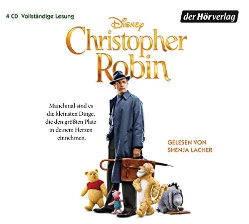 Christopher Robin: Hörbuch zum neuen Live-Action Film