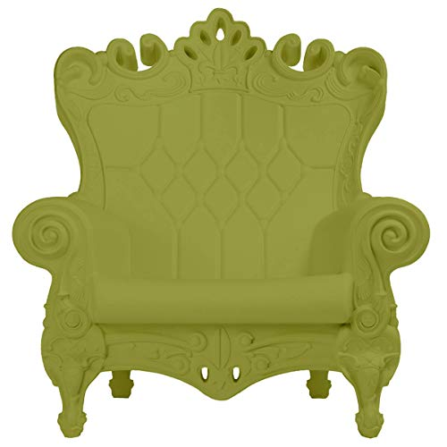 Design of Love Queen of Love Poltrona Verde Lime