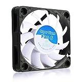 AAB Cooling Super Silent Fan 6 - Un Silencioso y Muy Efectivo Ventilador 60mm para Impresora 3D   Ventilador de Portatil   Ventilador Laptop 6cm   Base Ventilador   34m3/h   2500 RPM