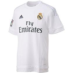 1ª Equipación Real Madrid CF 2015/2016 - Camiseta oficial adidas, talla M