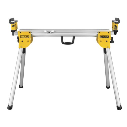DeWalt Heavy Duty Short Beam Mitre Saw Leg Stand - If you have the budget for the very best then this model is well worth considering, the quality is simply outstanding as you would expect from a DeWalt product. The experts choice.