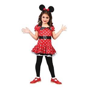 Guirca 81201 - Ratoncita Infantil Talla 10-12 Años