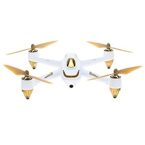 Hubsan H501S X4 Brushless FPV Quadricoptère Drone GPS avec Caméra 1080P HD 5.8Ghz(H501S Blanc) 4