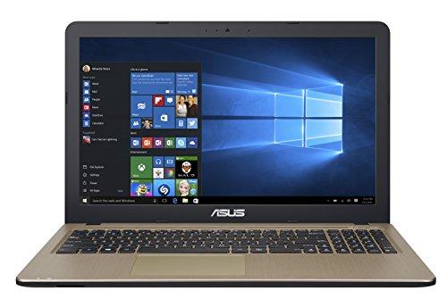 Asus X540SA-XX311T Portatile, Display 15.6' HD, Intel N3060, RAM 4 GB, HDD da 500 GB, Marrone...