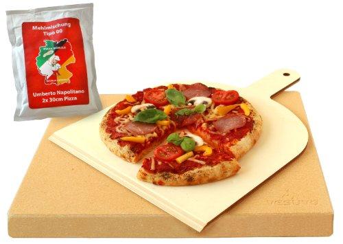 Vesuvo Pizzastein - 3 cm Dicke thumbnail