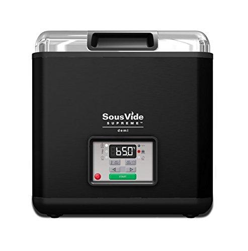 SousVide Supreme - Bagno Termostatico per la Cottura a Bassa Temperatura in Sottovuoto, 9 l