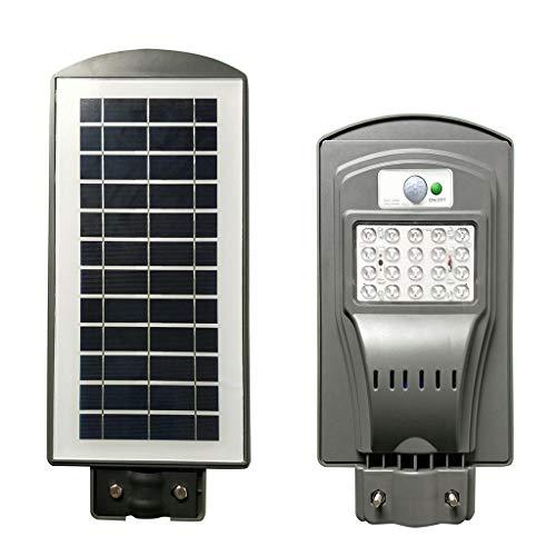 Tianya Lampada A Induzione Illuminazione A Led A Parete Ad Energia Solare Lampada Da Giardino Per...