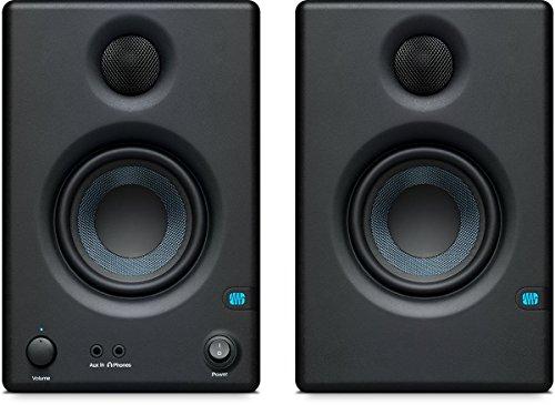 PreSonus ERISE3.5 Monitor di riferimento multimediale professionale con sintonizzazione acustica...