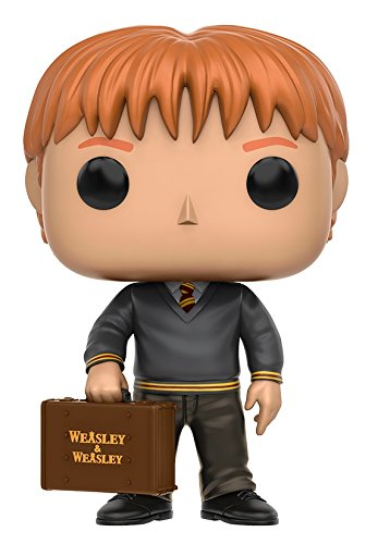 Funko Pop! Película: Harry Potter - Fred Weasley Figura de acción